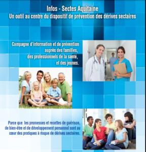 Page de garde brochure campagne santé
